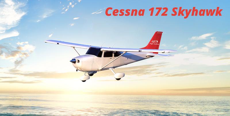 Cessna-172 Skyhawk Aircraft
