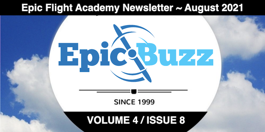Epic Buzz Monthly Newsletter August 2021