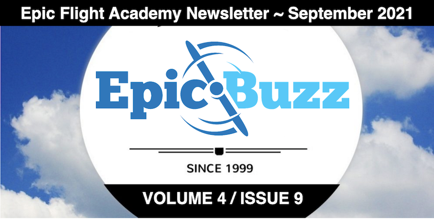 Epic Buzz Newsletter Sept 2021
