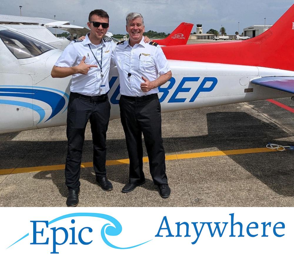 Epic Flight Training Anywhere